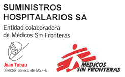 Collaboration with MSF